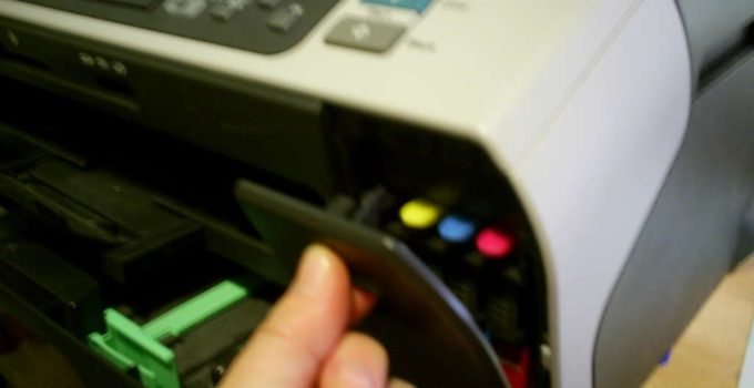 how to get more ink out of your printer cartridge