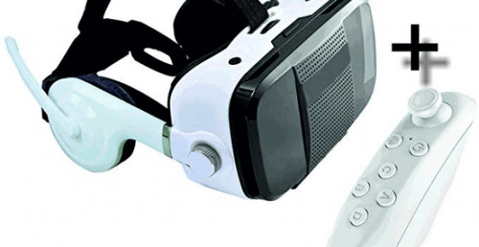 6 Best VR Headset for Watching Movies in 2021