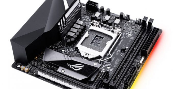 Best Mini ITX Motherboard