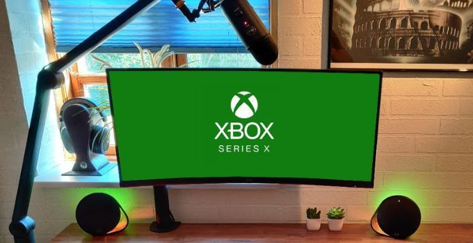 Best Gaming Monitors For Xbox Series X In 2021