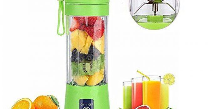 Top 7 Best Juicers For Travel [Buyer's Guide 2021]